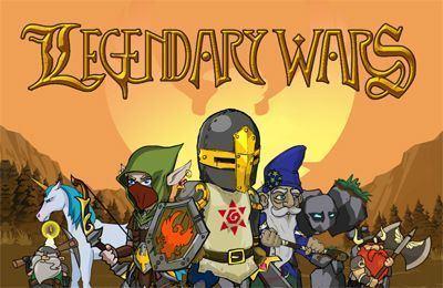 Legendary Wars Legendary Wars iPhone game free Download ipa for iPadiPhoneiPod