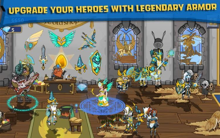 Legendary Wars Legendary Wars Android Apps on Google Play
