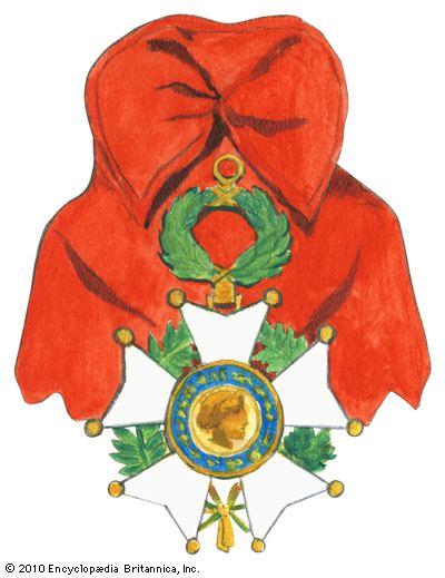 Legion of Honour Legion of Honour French society Britannicacom