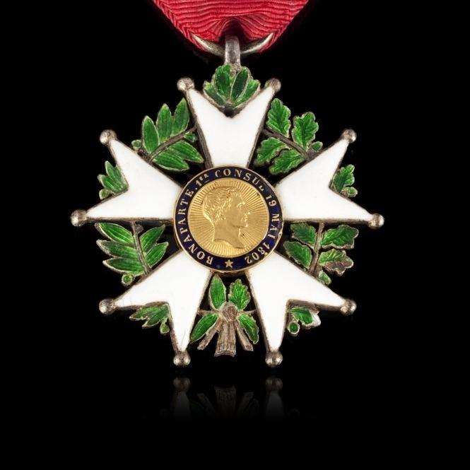Legion of Honour 1802 Legion of Honor Established Historyinfo