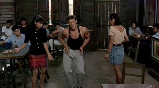 Legionnaire (film) movie scenes 9 Kickboxer 1989