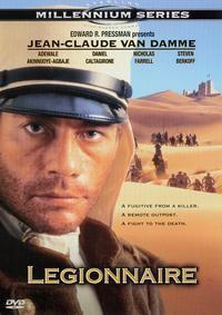Legionnaire (film) movie poster