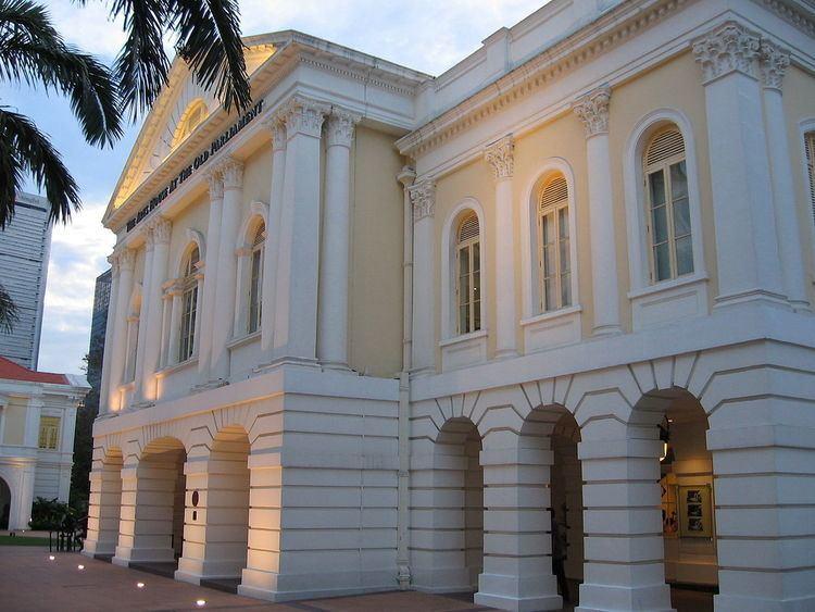 Legislative Assembly of Singapore