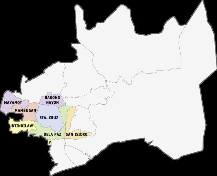 Legislative districts of Antipolo