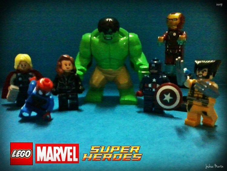 Lego Marvel Super Heroes: Maximum Overload Lego Marvel Super Heroes Maximum Overload Intro Stop Motion