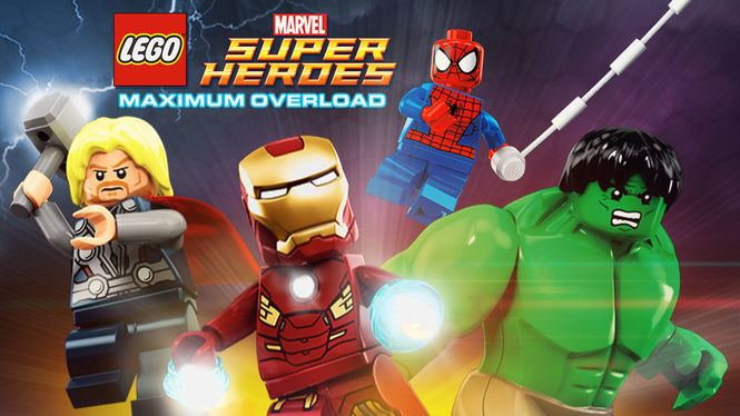 Lego Marvel Super Heroes: Maximum Overload Kids Review LEGO Marvel Super Heroes Maximum Overload New On