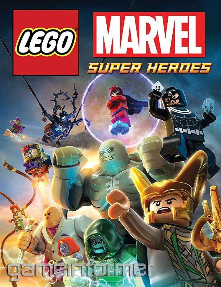 Lego Marvel Super Heroes: Maximum Overload Lego Marvel Super Heroes Maximum Overload 2013