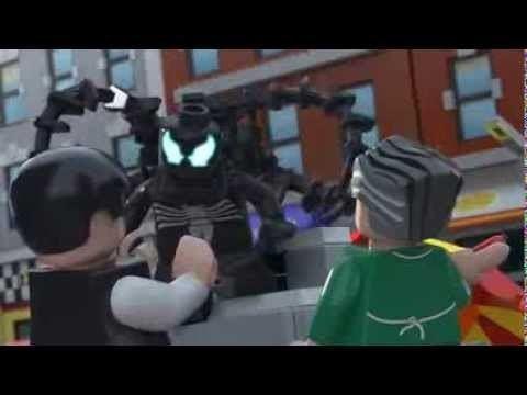 Lego Marvel Super Heroes: Maximum Overload Maximum Overload LEGO MARVEL Super Heroes Episode 2 YouTube