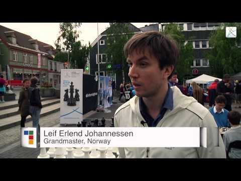 Leif Erlend Johannessen Norwegian Grandmaster Leif Erlend Johannessen explains why the world