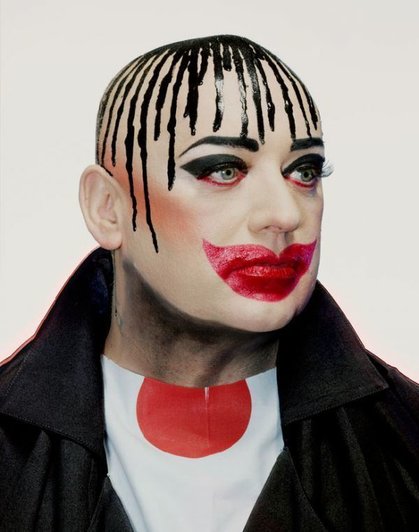 Leigh Bowery Leigh Bowery inspired Designers Photographers amp a Painter