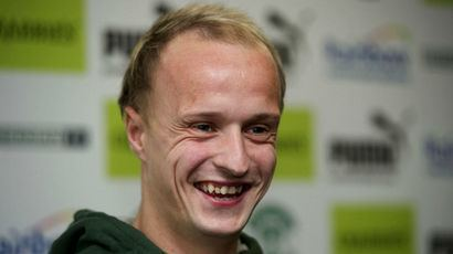 Leigh Griffiths Leigh Griffiths could stay at Hibs Hibernian Sport