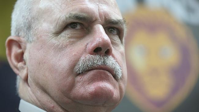 Leigh Matthews Brisbane Lions football director Leigh Matthews says