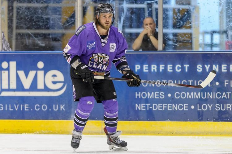 Leigh Salters Braehead Clan react to Leigh Salters signing snub From Evening Times