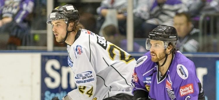Leigh Salters NEWS Salters wants to see Scottish impact Braehead Clan
