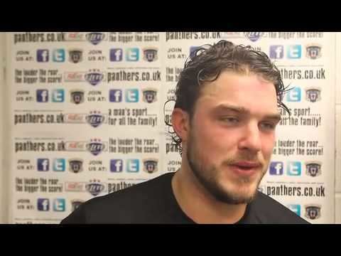 Leigh Salters Panthers V Steelers 21 09 13 Interview with Leigh