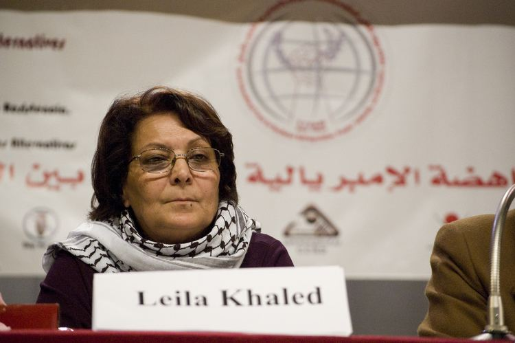 Leila Khaled Leila Khaled Wikipedia