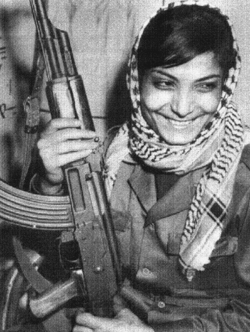 Leila Khaled LEILA KHALED Hijacker Watch the entire documentary film