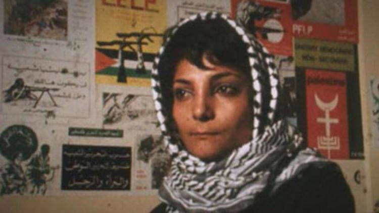 Leila Khaled Leila Khaled Palestinian fighter Marxist revolutionary