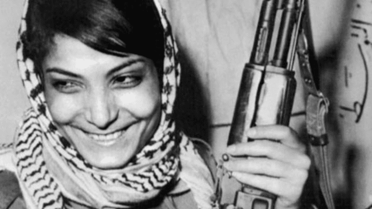 Leila Khaled Leila Khaled and Resistance Women under wraps