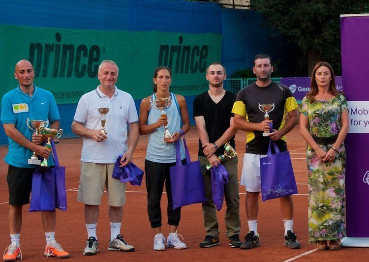 Leila Meskhi Leila Meskhi Tennis Academy