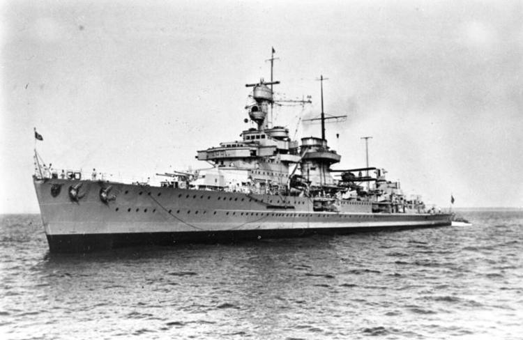 Leipzig-class cruiser