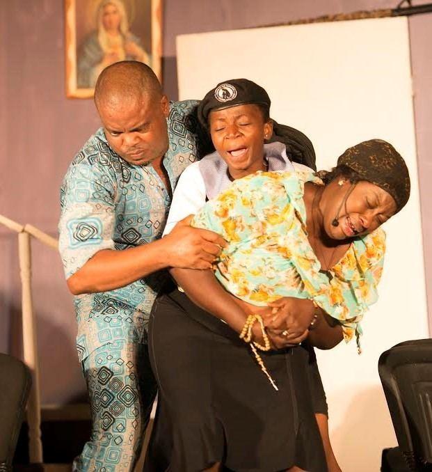 Lekan Balogun Beyond The Sunset A Stage Play By Nigerian Dramatist Lekan Balogun