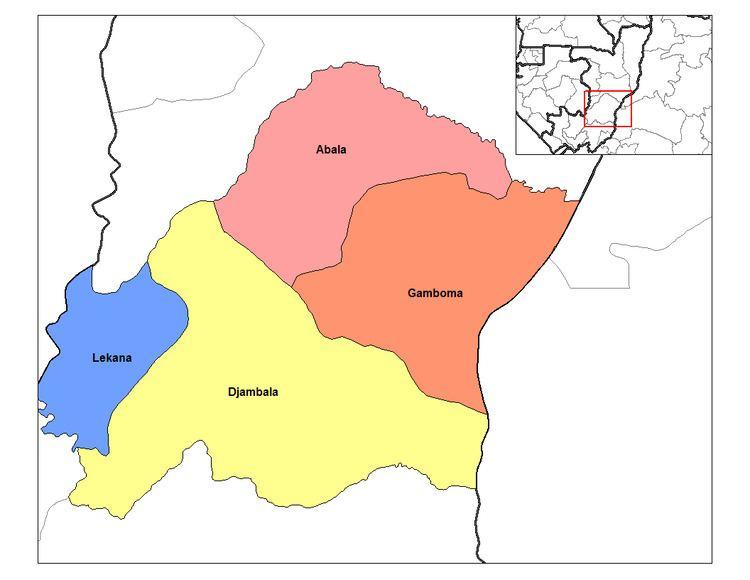 Lekana District