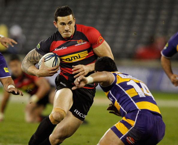 Lelia Masaga Lelia Masaga and Sonny Bill Williams Photos ITM Cup Rd 6