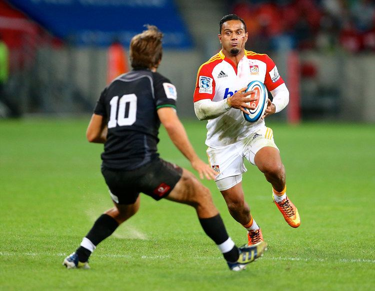 Lelia Masaga The Chiefs39 Lelia Masaga on attack against Southern Kings