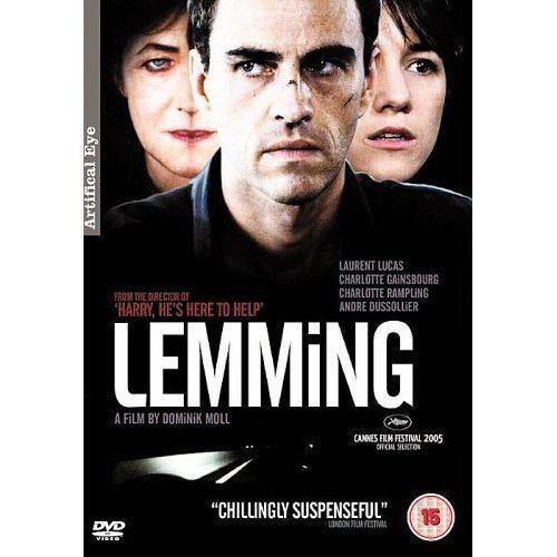 Lemming (film) Charlotte Rampling Lemming 2006 Movie Review UK Dvd in