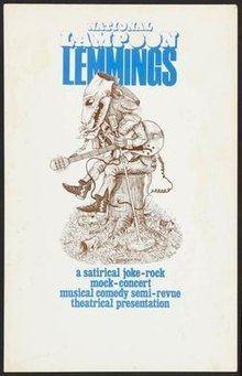 Lemmings (National Lampoon) httpsuploadwikimediaorgwikipediaenthumb6
