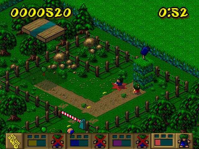 Lemmings Paintball Lemmings Paintball Demo Visual Sciences Free Download