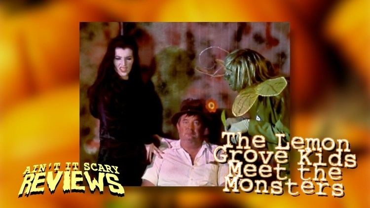 Lemon Grove Kids Meet the Monsters Aint It Scary Reviews The Lemon Grove Kids Meet the Monsters