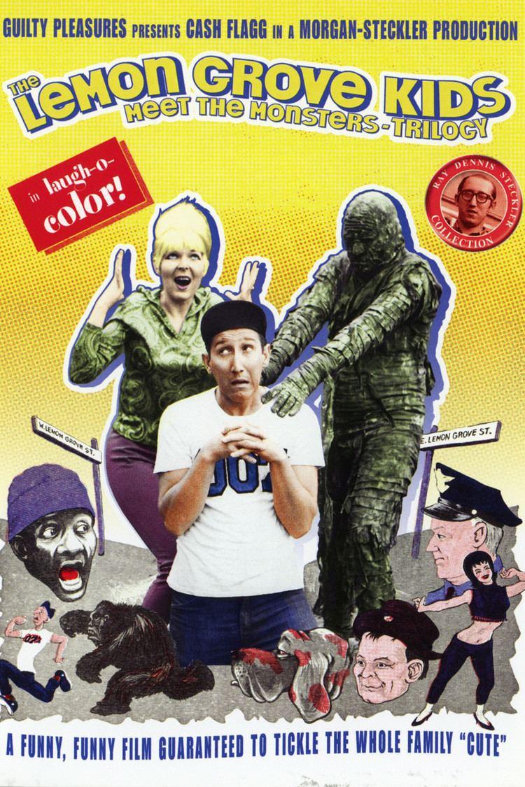 Lemon Grove Kids Meet the Monsters wwwgstaticcomtvthumbdvdboxart45195p45195d