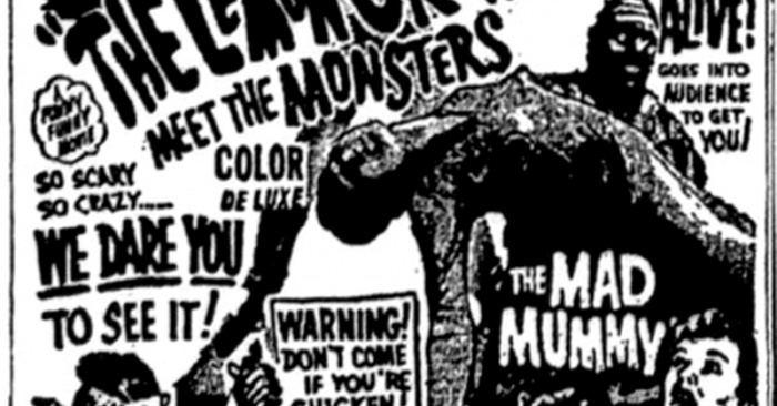Lemon Grove Kids Meet the Monsters LEMON GROVE KIDS MEET THE MONSTERS THE Alamo 100