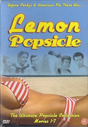 Lemon Popsicle Lemon Popsicle Ultimate Collection 1 7 Box set Region Free PAL