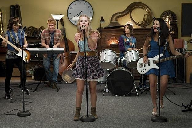 Lemonade Mouth movie scenes Lemonade Mouth Hosting Live Webchat on May 7