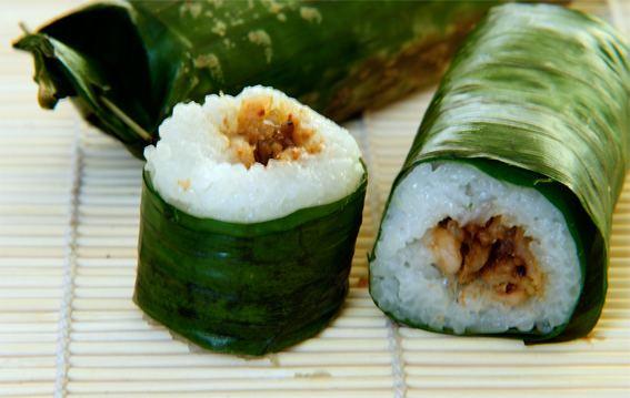 Lemper 1000 images about indonesich eten on Pinterest Fried dumplings