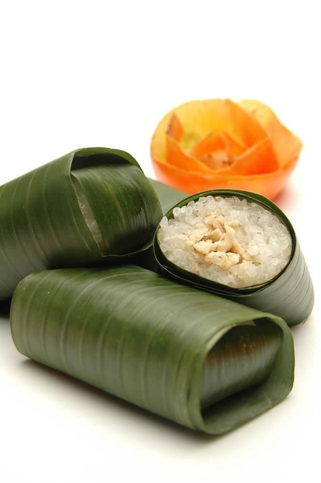 Lemper a song of rice on fire aphindonesia indonesianculinary Lemper