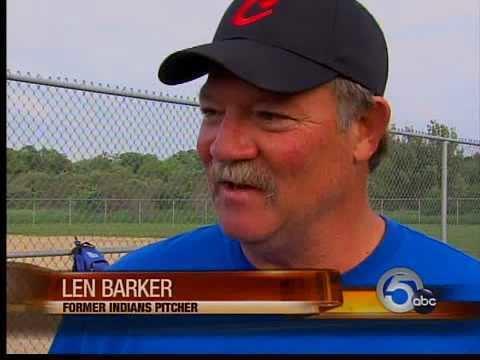 Len Barker Len Barker speaks out about blown call YouTube