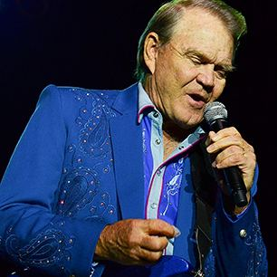 Len Campbell Country Icon Glen Campbell Moved to Alzheimer39s Facility