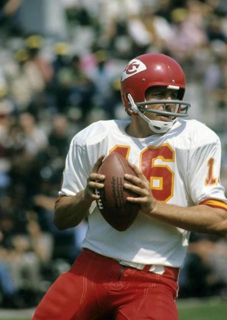 Len Dawson Logans Sports Ratings Top 50 NFL Quarterbacks 30 Len Dawson