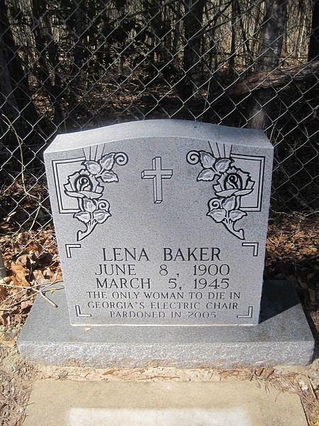 Lena Baker Lena Baker 1900 1945 Find A Grave Memorial