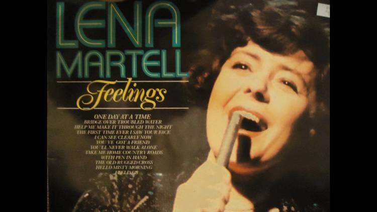 Lena Martell LENA MARTELL FEELINGS YouTube