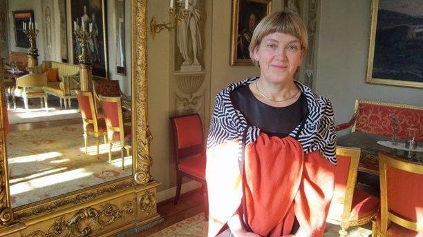 Lena Sommestad Lena Sommestad ny landshvding i Halland P4 Halland