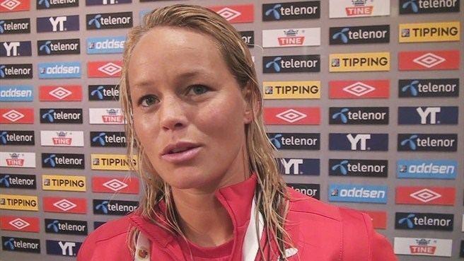 Leni Larsen Kaurin Women39s EURO 2013 NorwayIceland UEFAcom