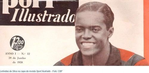 Leônidas Leonidas da Silva our amazing football player from the 1938 World Cup
