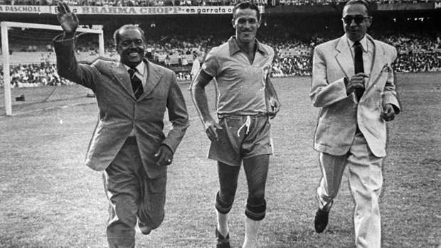Leônidas Lenidas da Silva 100 anos de um dos gigantes do futebol VEJAcom
