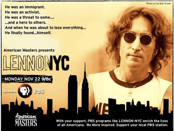 LennoNYC John Lennon documentary LENNONYC wins the EMMY for Outstanding Non