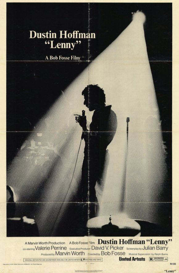 Lenny (film) Lenny 1974 Bob Fosse Twenty Four Frames